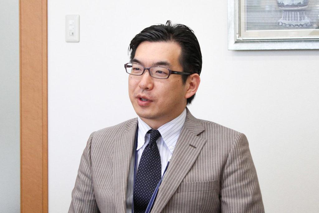イワイ株式会社 専務取締役 岩井 一平様
