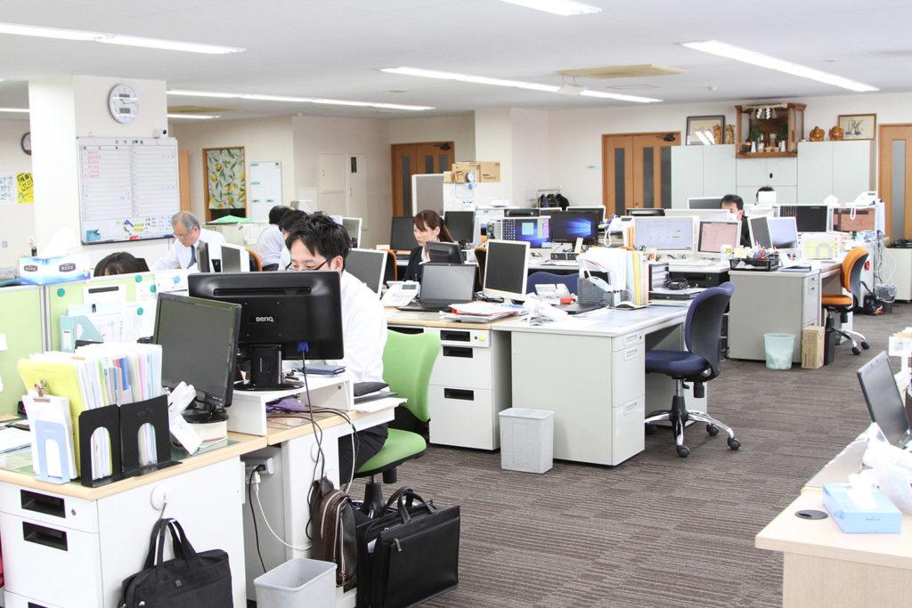 イワイ株式会社 様 石川県金沢市 iDoors IoTソリューション 導入事例
