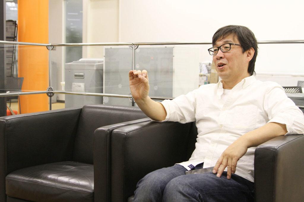 株式会社リンク 人事総務部長 松尾 信様
